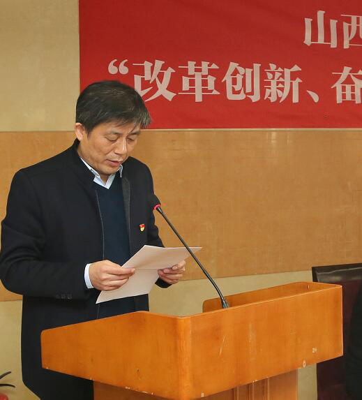 集团第六党支部书记 王文厚